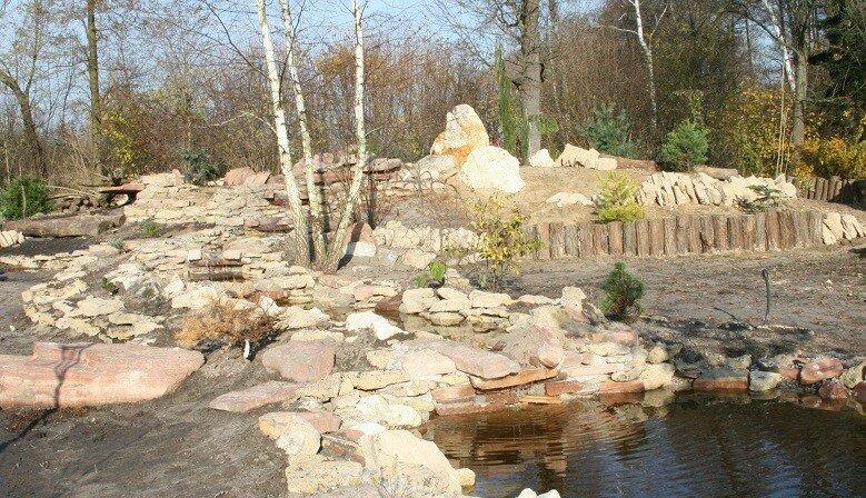 Ogród i woda